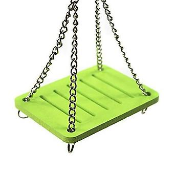 Hamster Swing Color Ecological Board Swing Toy Hamster Toy Hamster Supplies Toy