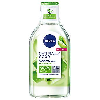 Nivea Agua micelar Naturally Good 400 ml
