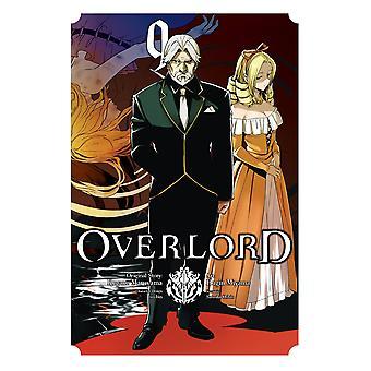 رئيس عام، المجلد 9 (Overlord Manga) غلاف عادي - 5 مارس 2019