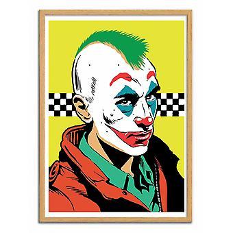 Art-Poster - Driving crazy - Butcher Billy