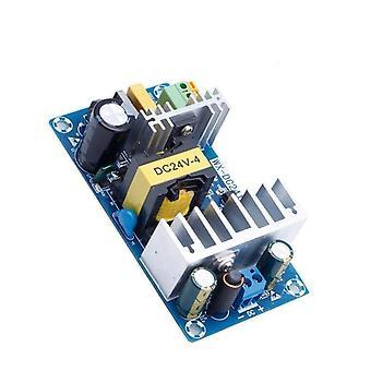 Dc 24v 4a 6a עד Ac 110v/220v, מודול אספקת חשמל מיתוג, לוח AC-dc