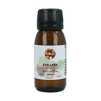Hazelnut Vegetable Oil 60 ml of oil