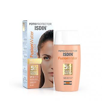 Isdin Photoprotector Extrem Crema Color Spf 50+ 50 ml