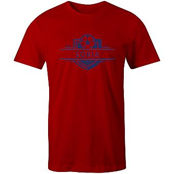 Numancia 1945 Established Badge Football T-Shirt