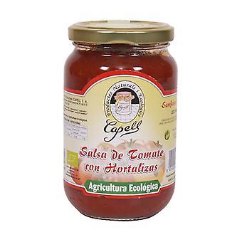 Vegetabilisk tomatsås 350 g