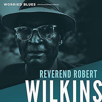 Wilkins,Reverend Robert - Worried Blues [Vinyl] USA import