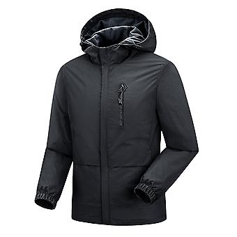 Allthemen Men's Lightweight Windbreaker Jacket Water Resistant Shell