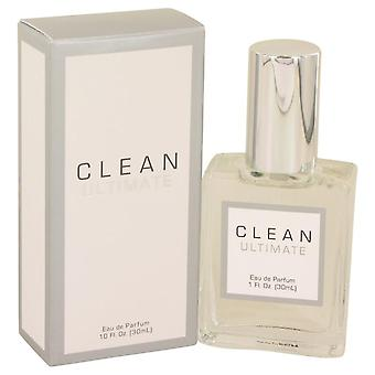 Clean Ultimate Eau De Parfum Spray Por Clean 1 oz Eau De Parfum Spray