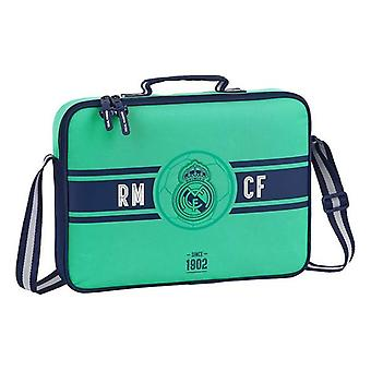 Briefcase real madrid c.f. 19/20 green (6 l)