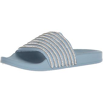 Kenneth Cole reacción piscina juego deportivo rayas finas Slide sandalia