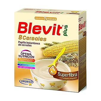 Blevit Plus Superfiber 8 Cereals and Honey 600 g