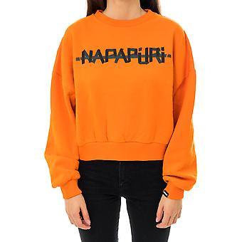 Women's sweatshirt napapijri bolt w np000ka5.a54
