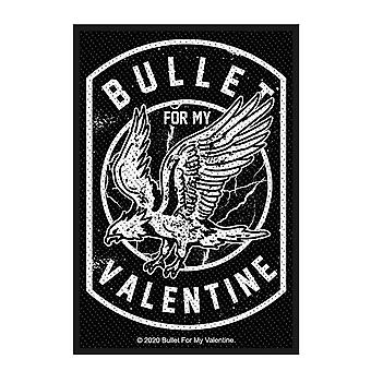 Bullet For My Valentine Patch Eagle Band Logo new Official Black