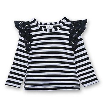 Newborn Toddler Flying Tee Clothes, Long Sleeve Baby T-shirt