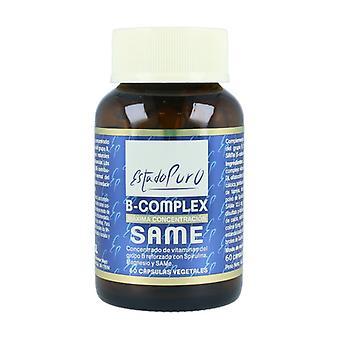 B-Complex Same 60 vegetable capsules