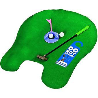 FengChun Potty Putter - Das WC Golf Set fr die Toilette