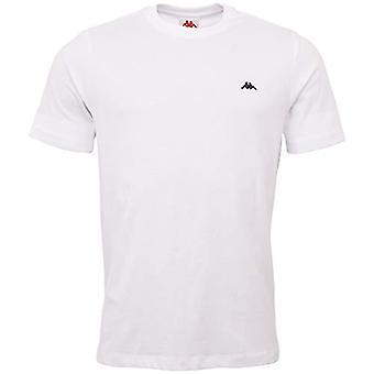 Kappa HAUKE, Herren T-Shirt, Weiß, XL