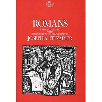 Romans by Fitzmyer & Joseph A. & SJ