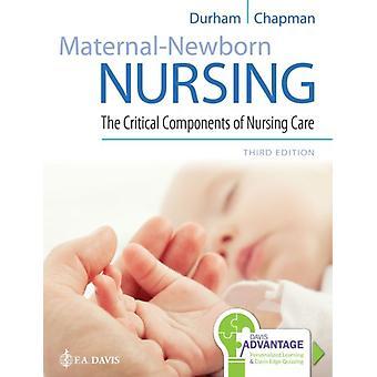 MaternalNewborn Nursing by Roberta DurhamLinda Chapman
