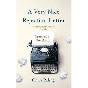 Een zeer mooi dagboek van de Verwerpingsbrief van een Romanschrijver
