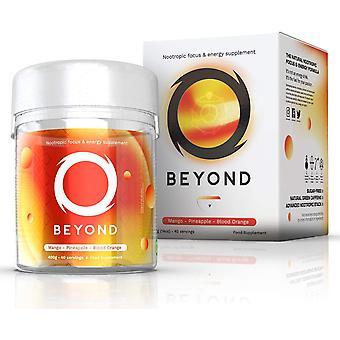 Mango, Pineapple & Blood Orange Beyond Gaming Food Supplement 400g Tub