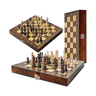 Импортный коробоный шахматный набор