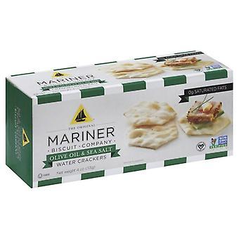 Mariner Cracker Water Sslt & Olv, Boîtier de 12 X 4 Oz