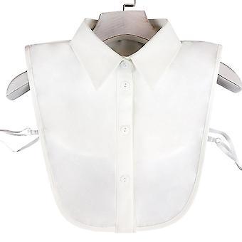חצי גוף צווארון מזויף חולצה נתיק כל להתאים חצי חולצות
