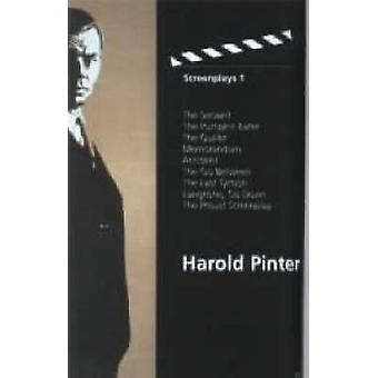 Collected Screenplays 1 by Pinter & Harold