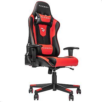 Gaming Stuhl Bürostuhl Gamer Ergonomischer Stuhl Einstellbare Armlehne Einteiliger Stahlrahmen