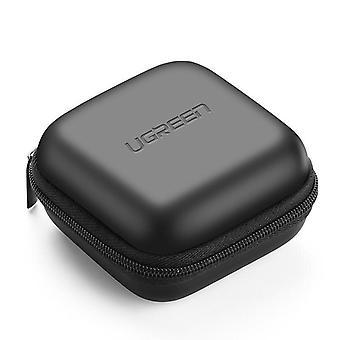 Ugreen Bolsa de almacenamiento Funda para auriculares duros Funda para Airpods Earpods Xiaomi Airdots Wireless