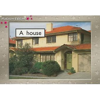 A House: Leveled Reader (Levels 1-2), Level 1 (PMS)