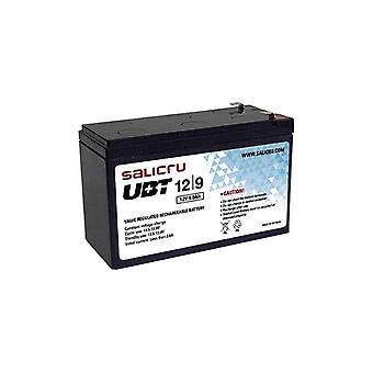 SAI Battery Salicru UBT AASASA0046 12/9 9 Ah 12V
