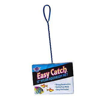 """Blue Ribbon Easy Catch Fine Mesh Fish Net - 10"""" Wide Net"""