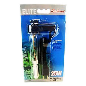 """Elite Radiant Mini Aquarium Heater - 25 Watts (6"""" Long)"""