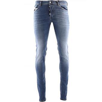 Diesel Blue Sleenker X 32 Bein Jean