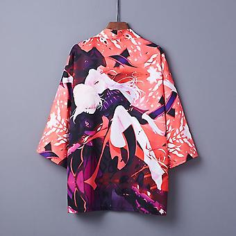 Apanese Kimono Traditionelle Cosplay Yukata Weibliche Obi Haori Japanische Kleidung
