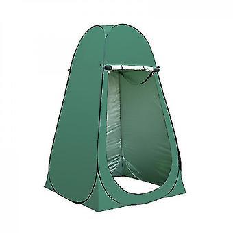 Outdoor Bathing Tent (green)