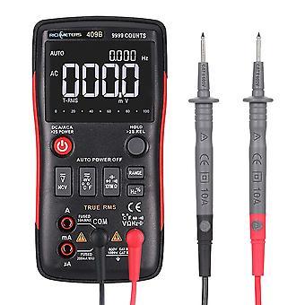 デジタルマルチメータRm102 101リッチメーター409b多圧DC AC電圧電流メータ抵抗ダイオードテスターアンメータ電圧計