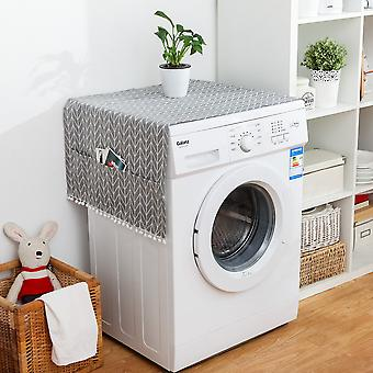 Staubschutzhülle für Waschmaschine, für Kühlschrank, Pastoralstil