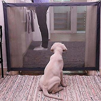 Kannettava taittuva taikaportti koiralle
