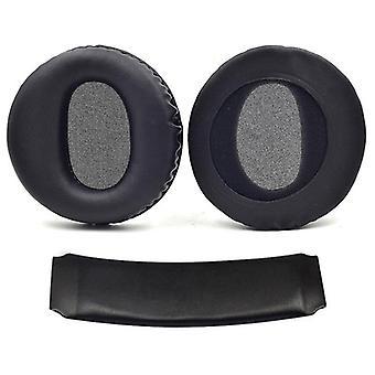 Sony Cechya-0086 0080 Stereo 7.1 Kit de almofada de ouvido de substituição