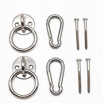 Kit de suspension de hamac extérieur Swing Sac de sable Suspension (2 packs)