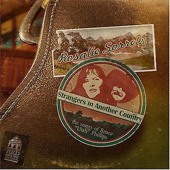 Rosalie Sorrels - främlingar i ett annat land [CD] USA import