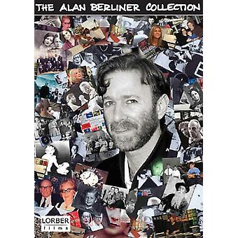 Alan Berliner Collection [DVD] USA import