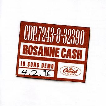 Rosanne Cash - 10 Song Demo [CD] USA import