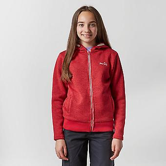 New Pink Peter Storm Girl's Fred Ii Hoody