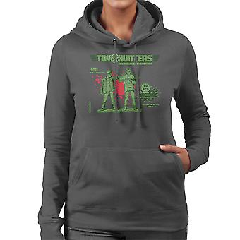 Toy Hunters Supernatural Women's Hooded Sweatshirt