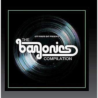 Bayonics - Bayonics Compilation [CD] USA import