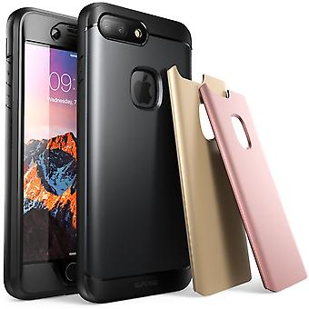 Iphone 7 Plus Case, iPhone 8 Plus Case, SUPCASE Water Resistant Full-body Rugged Case with Built-in Screen Protector